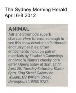 The Sydney Morning Herald April 6-8 2012
