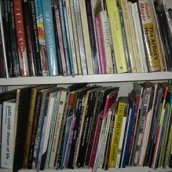 Adriane Strampp's Studio: Book Shelf