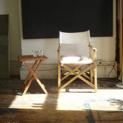 Adriane Strampp's Studio: Deck Chair