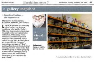 Jeff Makin, Herald Sun