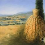 Adriane Strampp Innamoramento 1998 Oil on linen