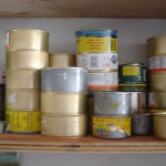 Adriane Strampp paint tins