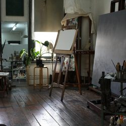 Adriane Strampp's Studio