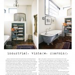 Adriane Strampp's warehouse featured in Real Living magazine June 2010