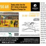 Zoo AiR 2011
