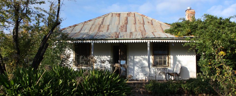 Haefliger's Cottage